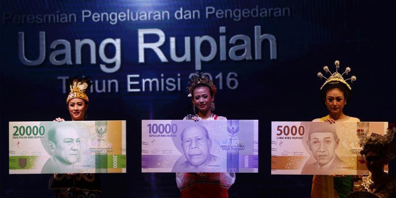 78 Gambar Uang Emisi 2016