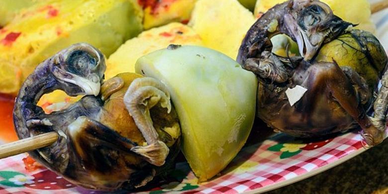 balut makanan dari filipina dating