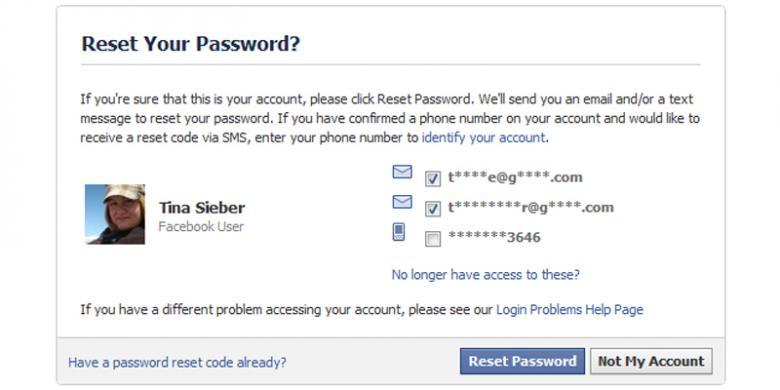Akun Facebook Anda Diretas? Segera Lakukan 5 Langkah Ini Halaman all
