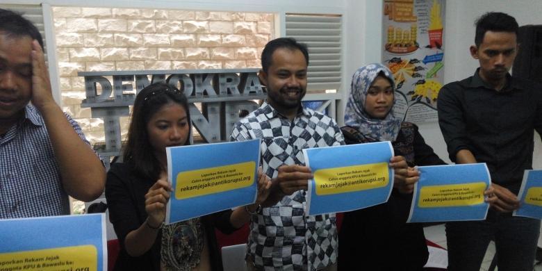 Masyarakat Diajak Beri Informasi Rekam Jejak Calon Anggota Kpu