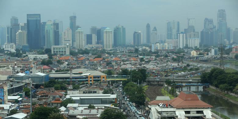 Harga Sewa Kantor di luar Zona Segitiga Emas Jakarta Konsisten Tinggi
