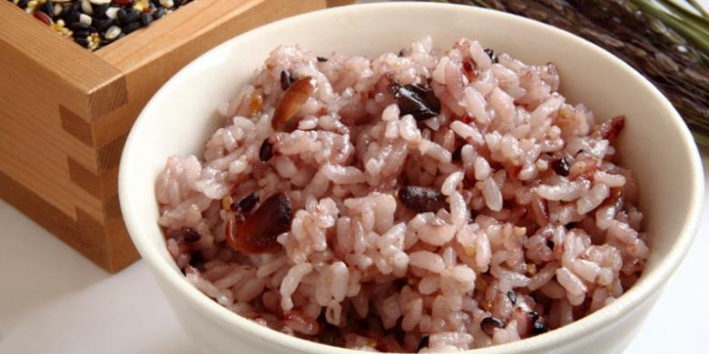 Hasil gambar untuk nasi merah