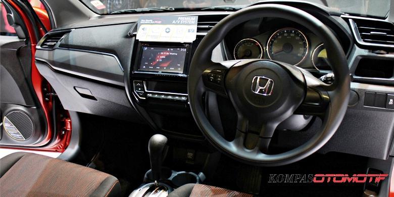 Detail New Honda Mobilio Yang Lebih Menggoda Halaman All Kompas Com
