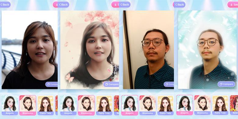 Aplikasi Edit Foto Meitu Sedang Digemari Tetapi Ada Yang Aneh