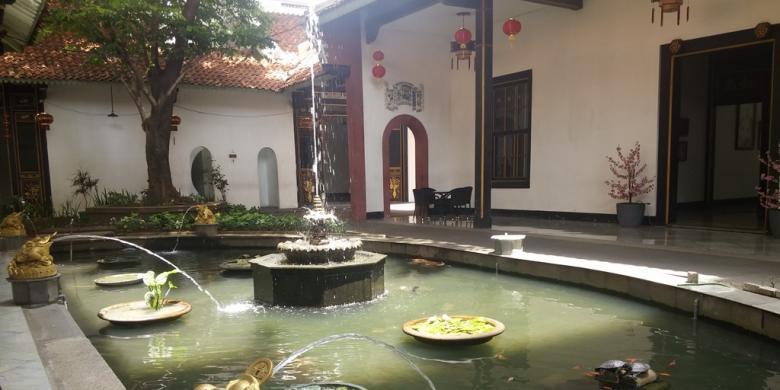 Image result for candra naya kolam teratai