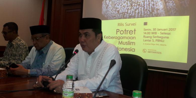 Survei Nu Muhammadiyah Dan Fpi Tiga Besar Top Of Mind