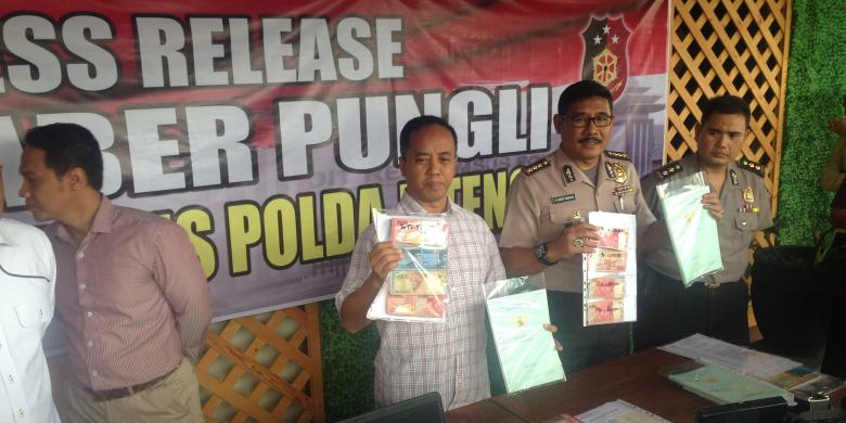 Kepala Desa Ditangkap Karena Lakukan Pungli Sertifikat Prona