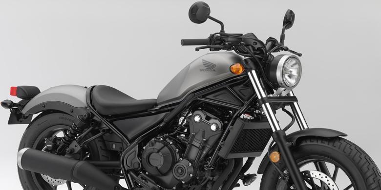 Honda Luncurkan Motor Bergaya Chopper