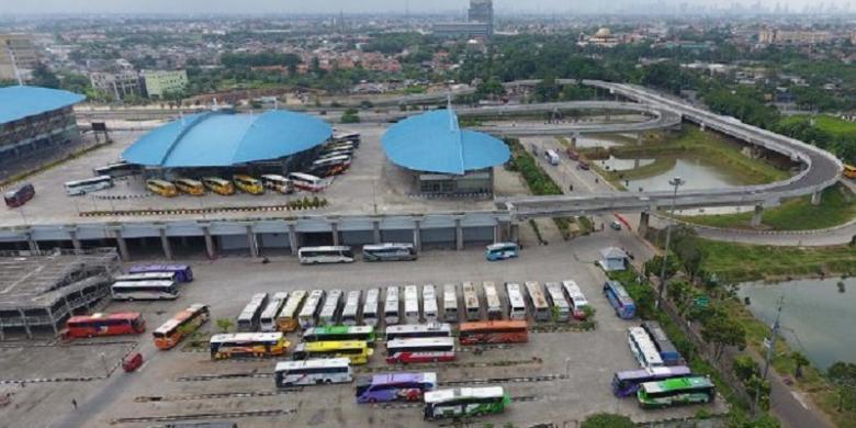 Terminal Pulo Gebang Sekadar Tempat Baru Keberangkatan Bus Akap