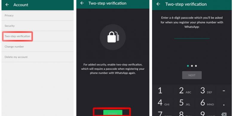 WhatsApp Terapkan Verifikasi Dua Langkah, Begini Cara Mengaktifkannya