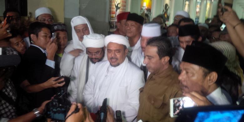 Rizieq Shihab Fpi Ingin Mencontoh Langkah Nu Dan Muhammadiyah
