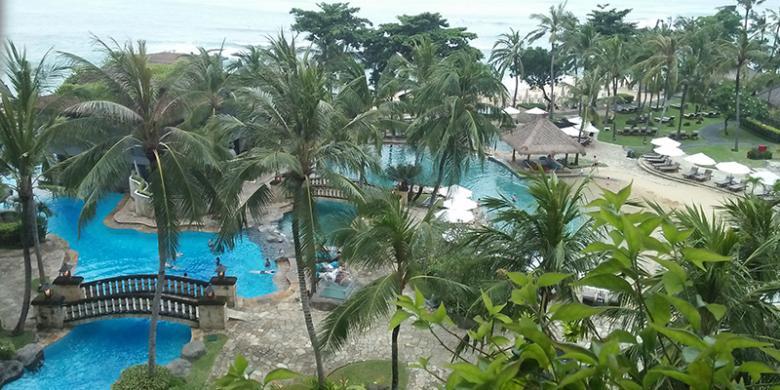 Menikmati Keindahan Nusa Dua Dari Hilton Bali Resort Kompas Com