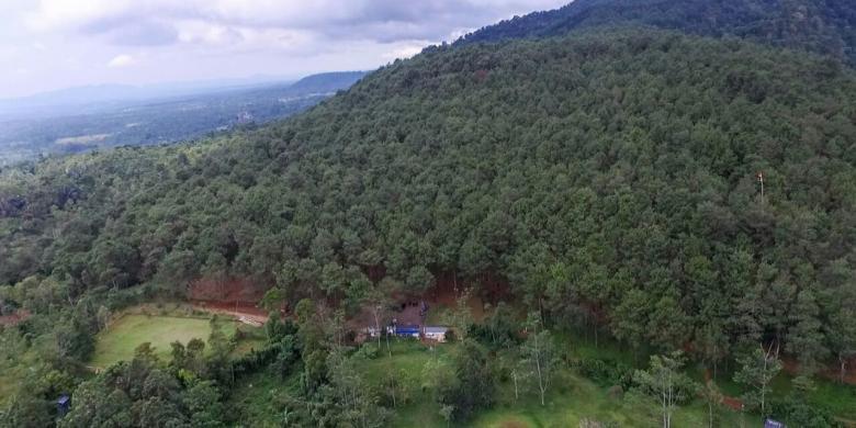 Ajak Keluarga, Menjajal Petualangan di Pasir Langlang Purwakarta!