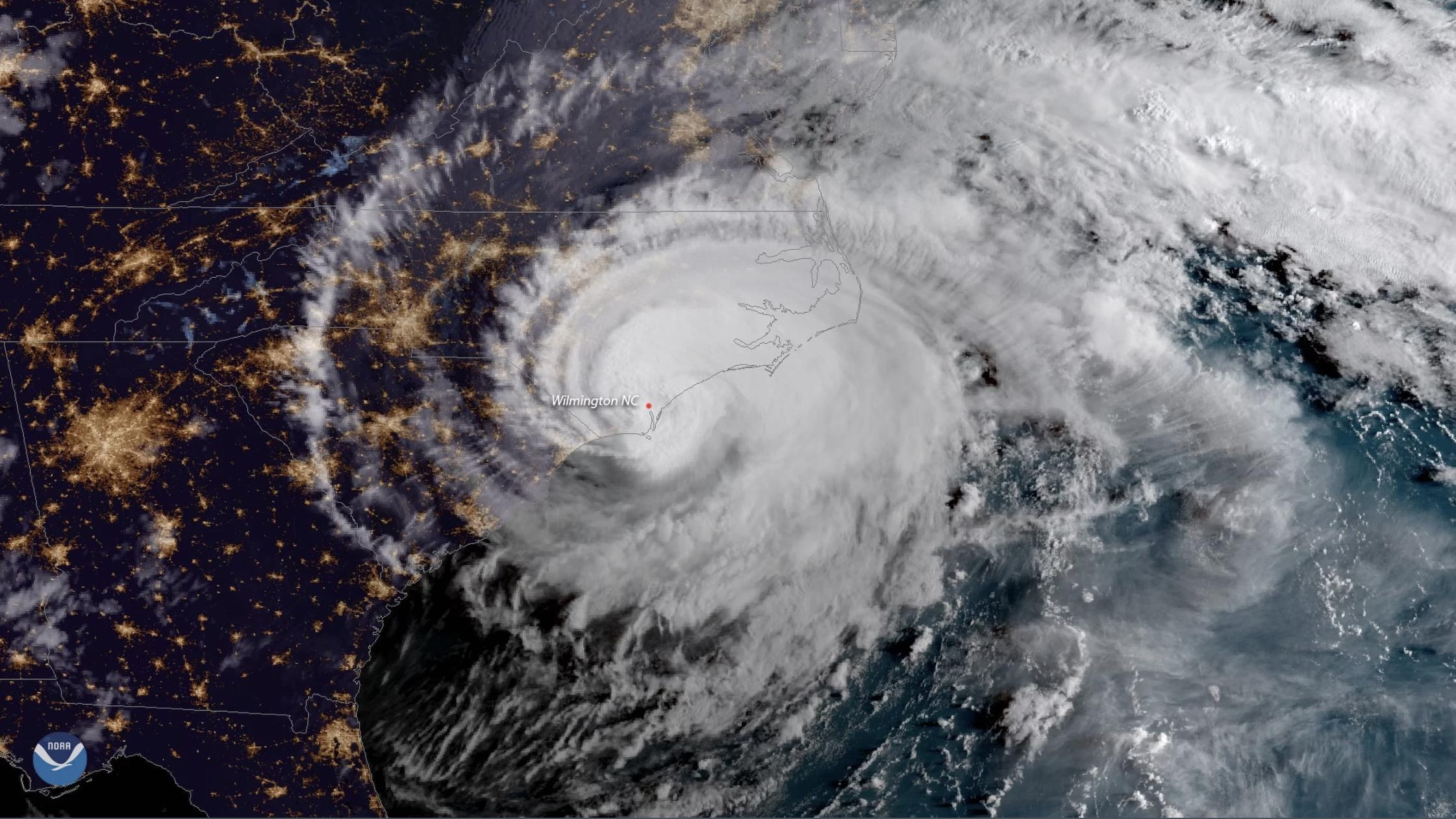 images from hurricane florence - HD 1796×1080
