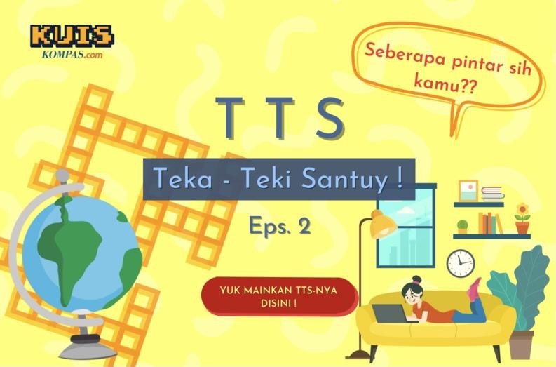 TTS  - Teka-Teki Santuy Ep. 02