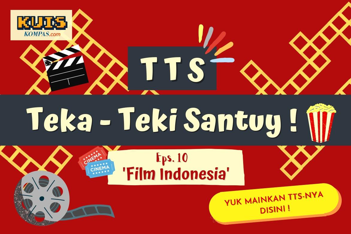 TTS - Teka-Teki Santuy Ep. 10 Film Indonesia