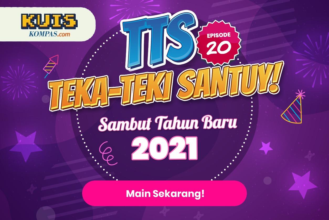 TTS - Teka-teki Santuy ep. 20 - Sambut Tahun Baru 2021