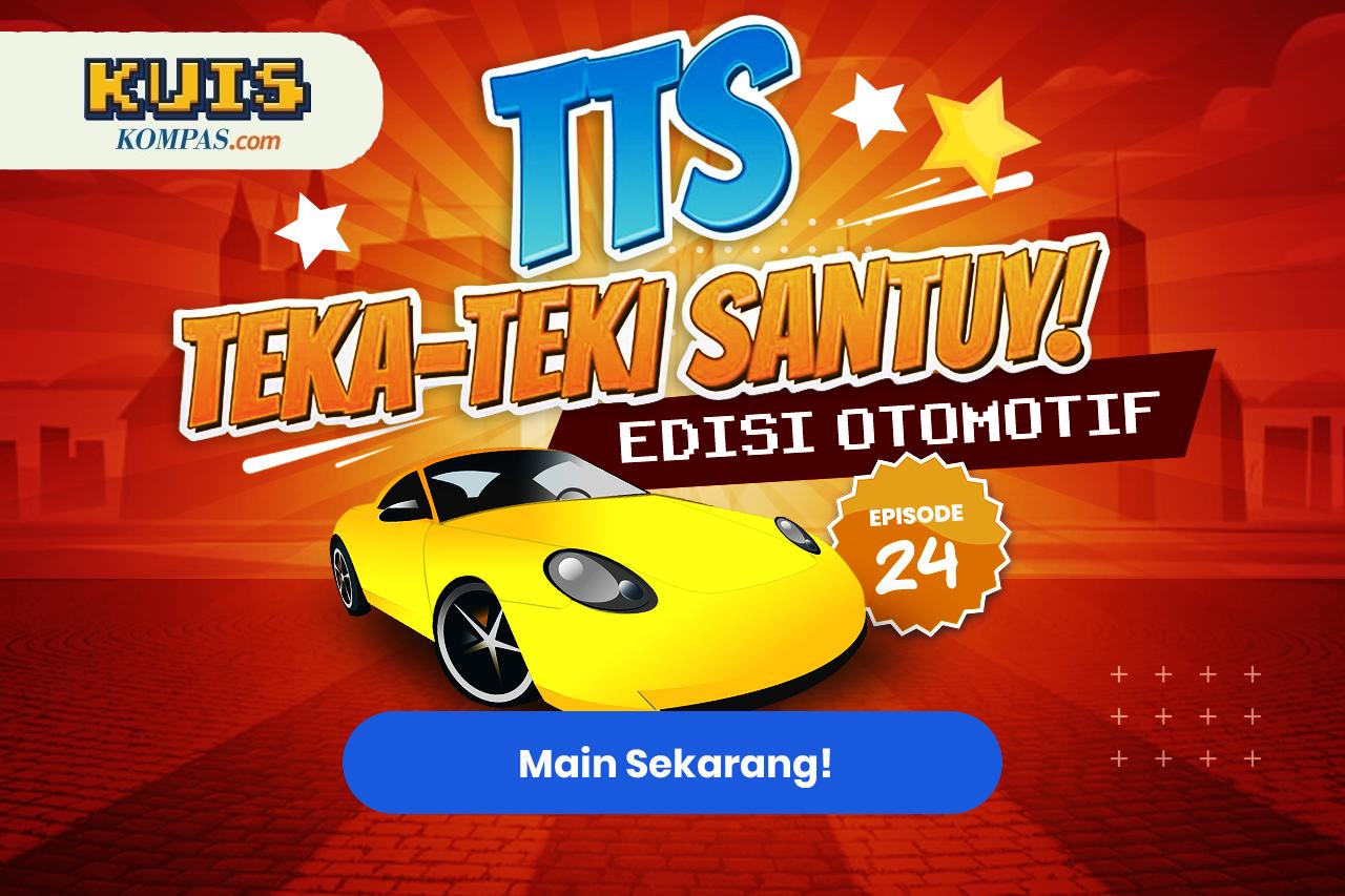 TTS - Teka-teki Santuy ep. 24 Seputar Mobil
