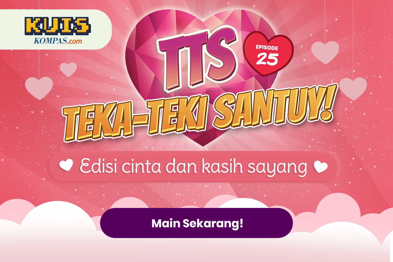 TTS - Teka Teki Santuy ep. 25 Edisi Cinta dan Kasih Sayang