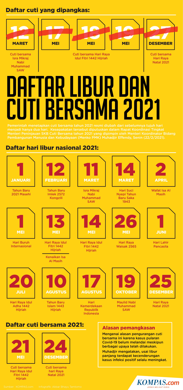 <公式>2021年の完全な祝日と休暇リスト