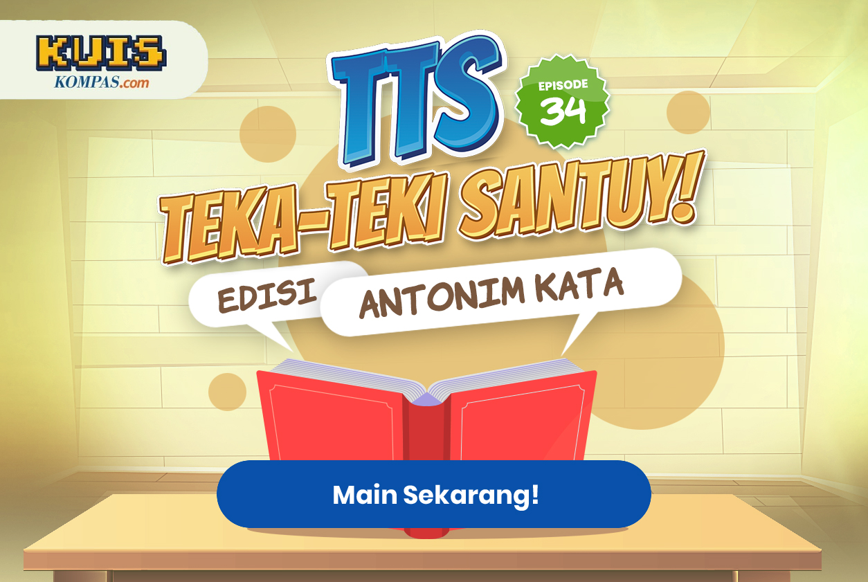 TTS - Teka - teki Santuy Ep 34 Edisi Antonim Kata
