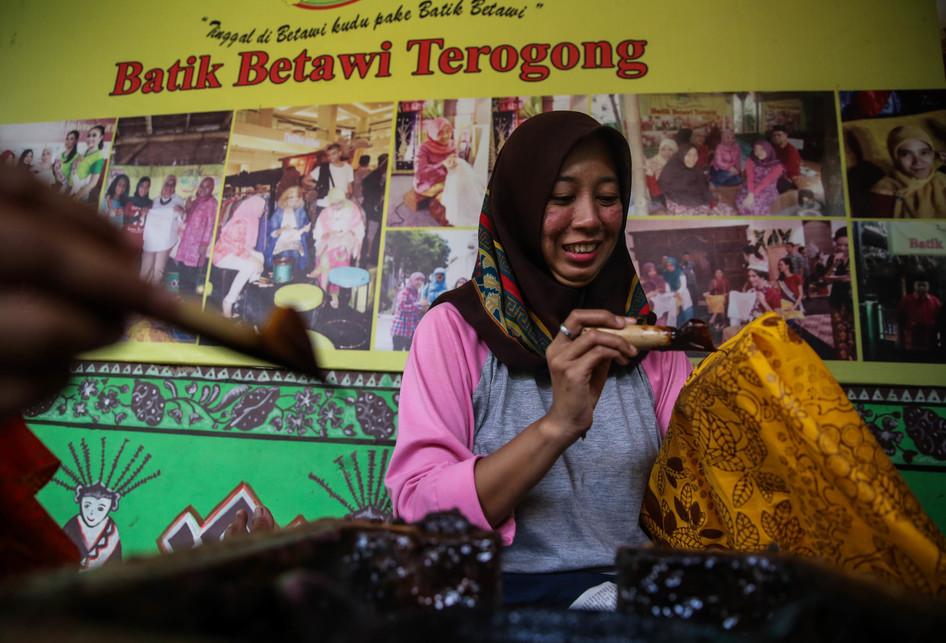 Batik Betawi Terogong