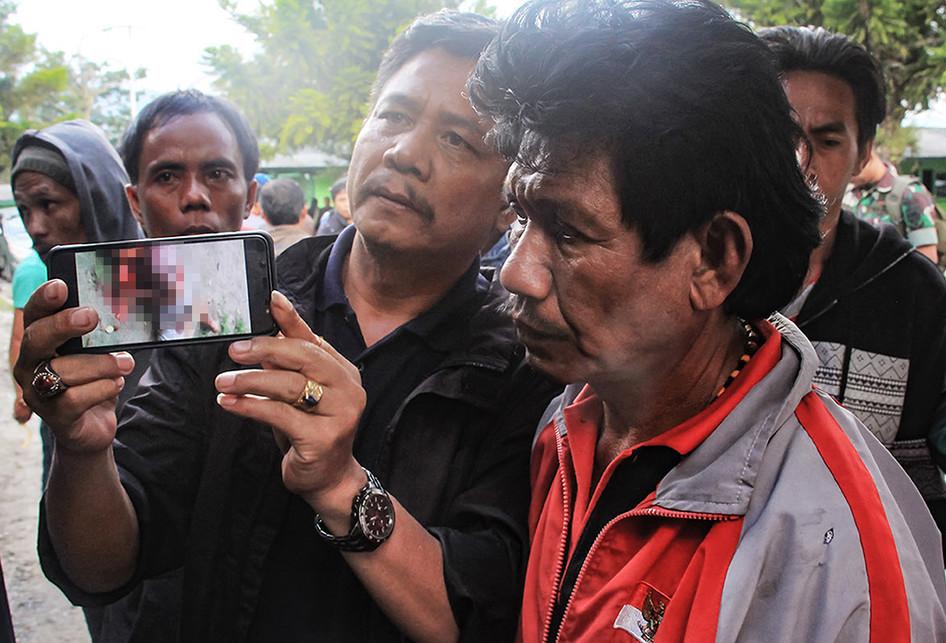 INDONESIA-PAPUA-CRIME