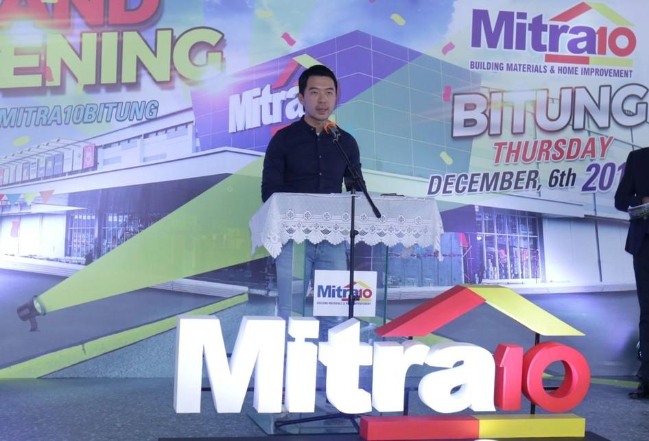 Opening Mitra 10 Bitung Tangerang
