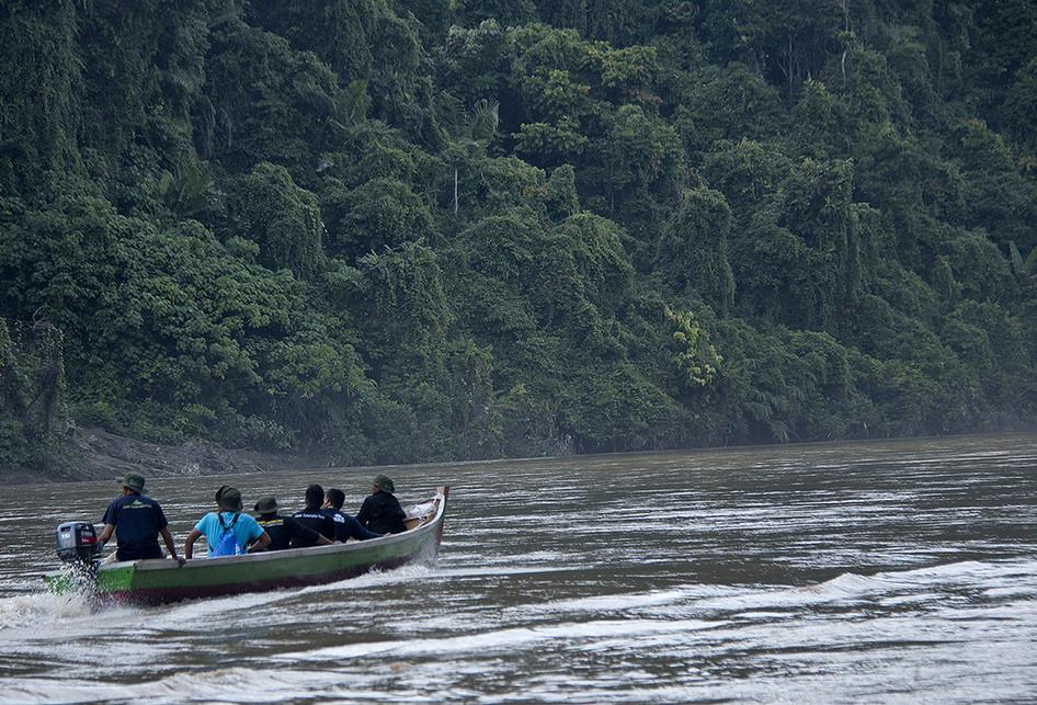 Patroli Ranger di Kawasan Ekosistem Lauser