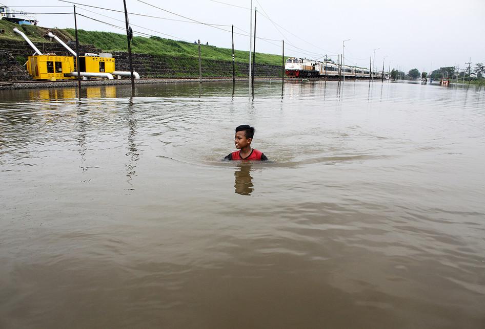 Sepekan Terakhir, Banjir Landa Sejumlah Wilayah di Indonesia