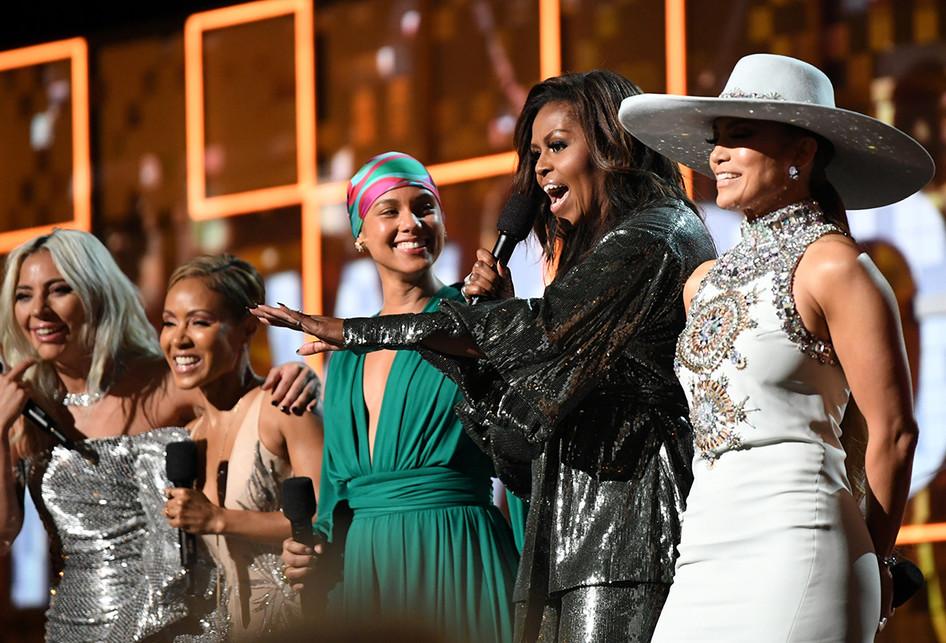 Kemeriahan Grammy Awards 2019