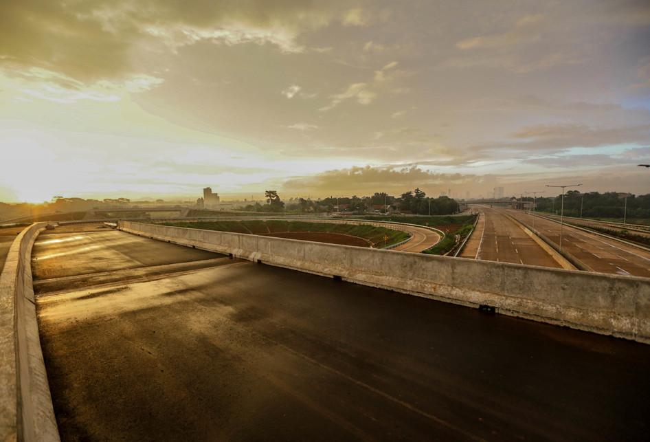 Proyek Tol Bsd, Kunciran, Bandara Soetta di Tangerang