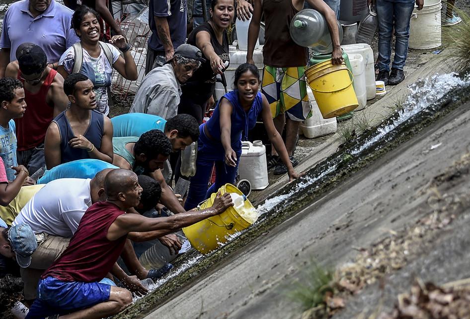 Kekacauan di Tengah Krisis Venezuela