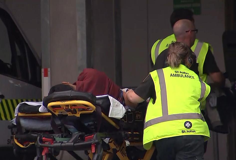 Teror Penembakan Masjid di Selandia Baru
