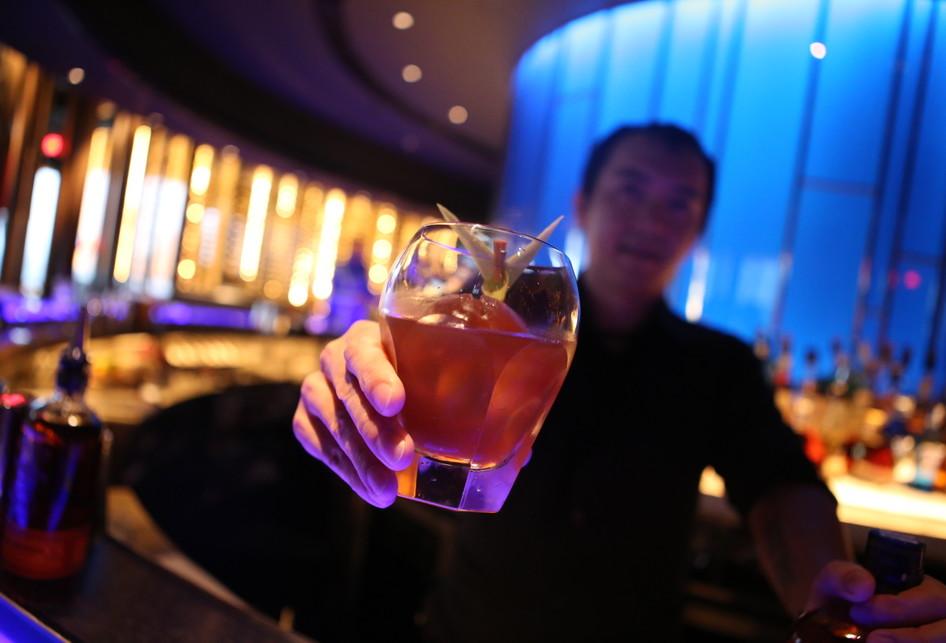 Menuju Kompetisi Bartender Dunia
