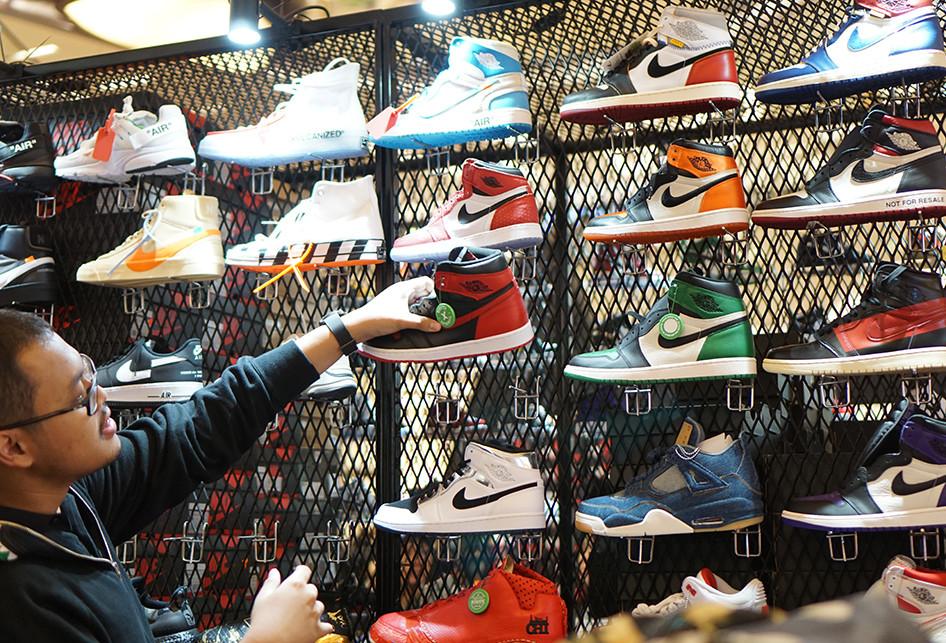 Ada ''Pesta Sneaker'' Ini di Tengah Keriaan Pemilu...