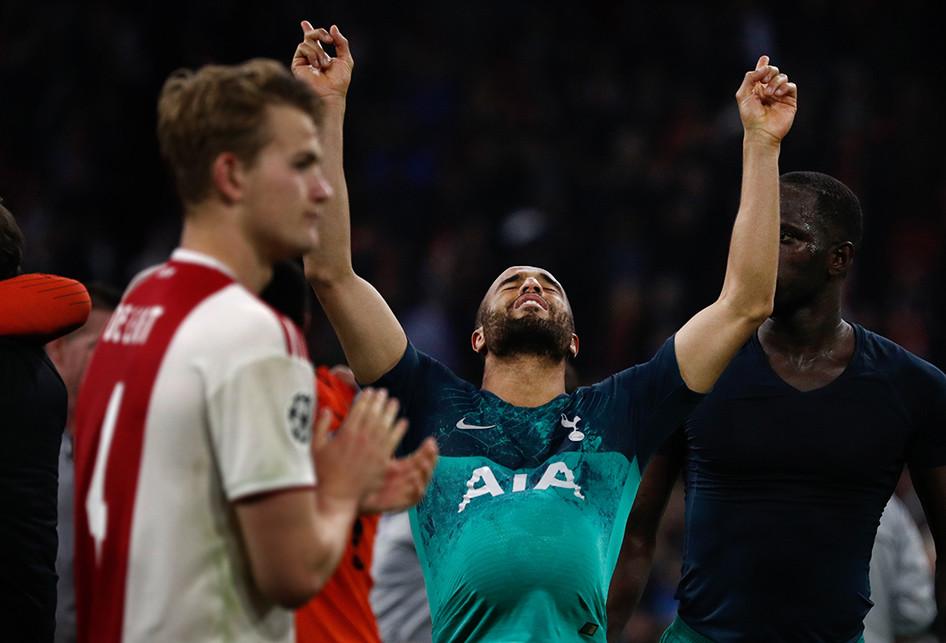 Bekuk Ajax Tottenham Siap Tantang Liverpool Di Final Liga Champions