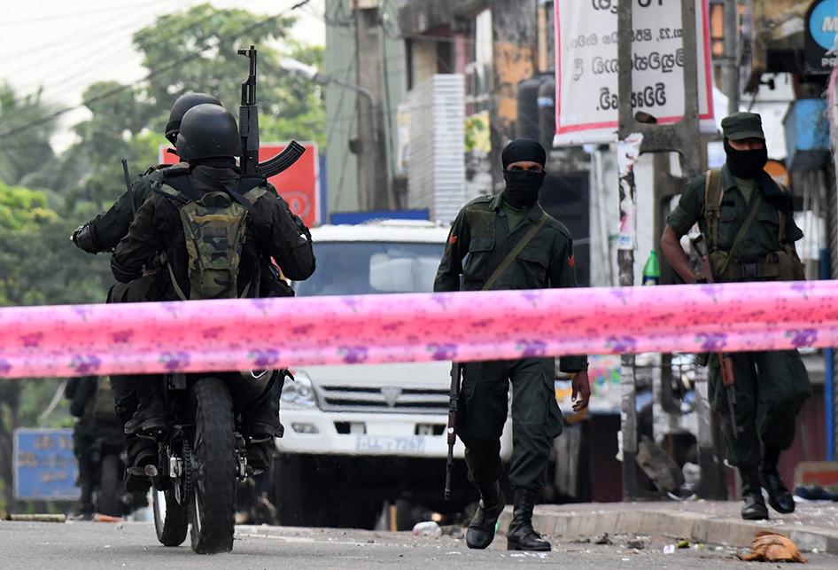 Kerusuhan Anti-Muslim di Sri Lanka