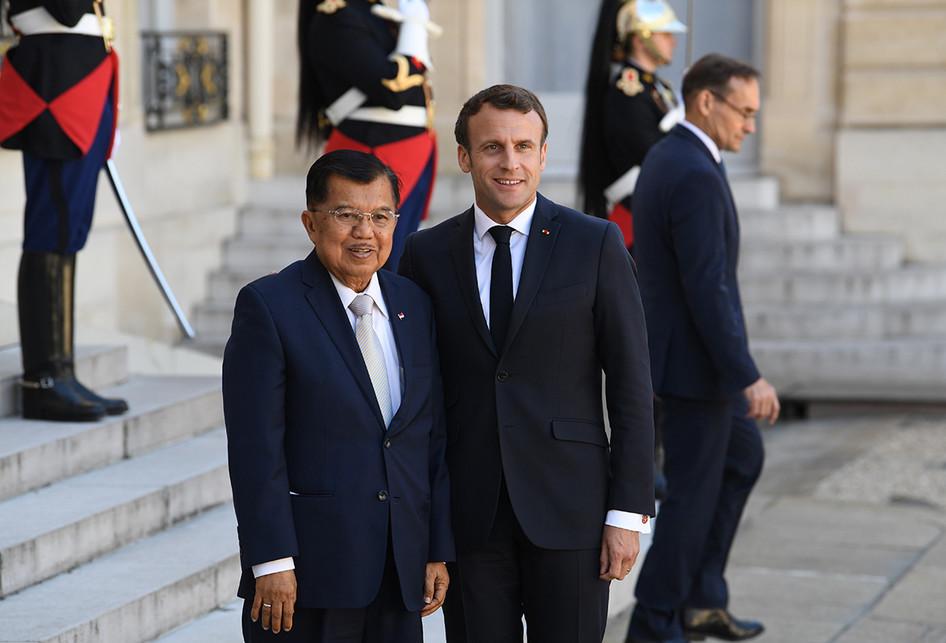 Wapres Kalla Hadiri KTT Paris Bahas Penanganan Radikalisme
