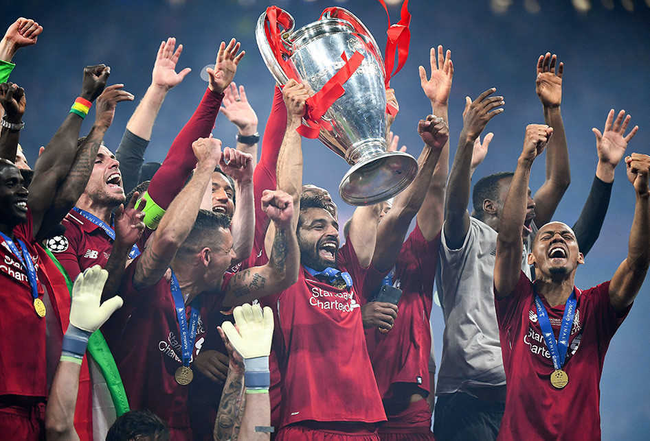 Liverpool Juara Liga Champions Musim 2018-2019