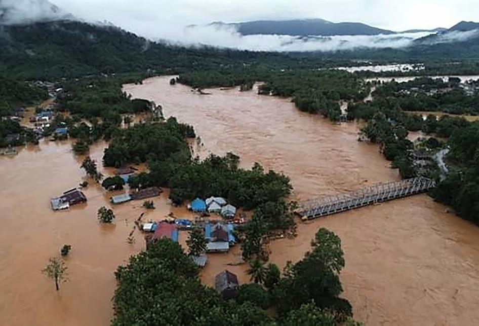 Banjir di Konawe