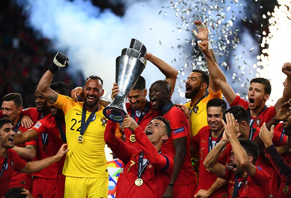 Portugal Juara UEFA Nations League