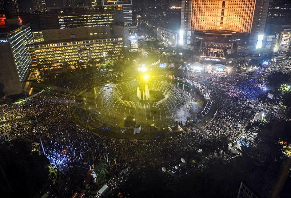 Perayaan HUT DKI Jakarta