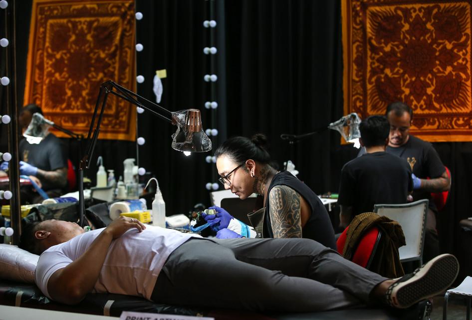 ''KeJakarta 2nd Round'' Hadirkan Live Custom Art dan Tatto Event