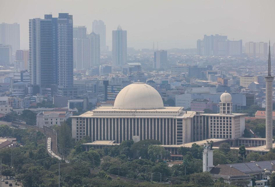 Polusi Udara di Jakarta