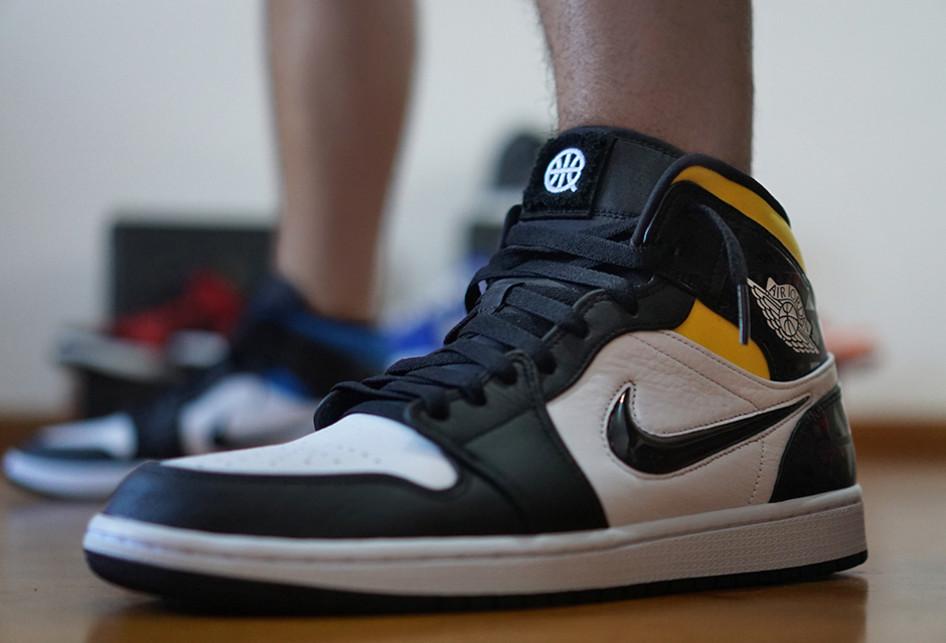 Air Jordan 1 Quai 54, Sepatu Edisi Spesial yang Harganya Jadi Me