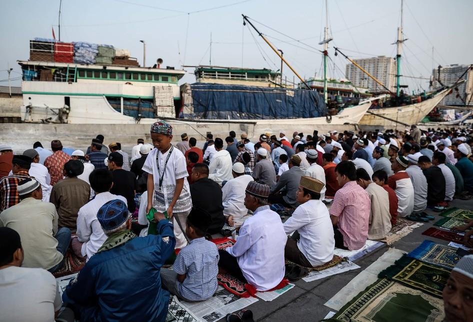 Raya Idul Adha 1440 Hijriah Pelabuhan Sunda Kelapa