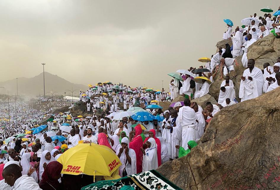Hujan Berkah Arafah