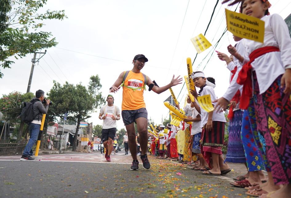 Maybank Marathon Bali 2019