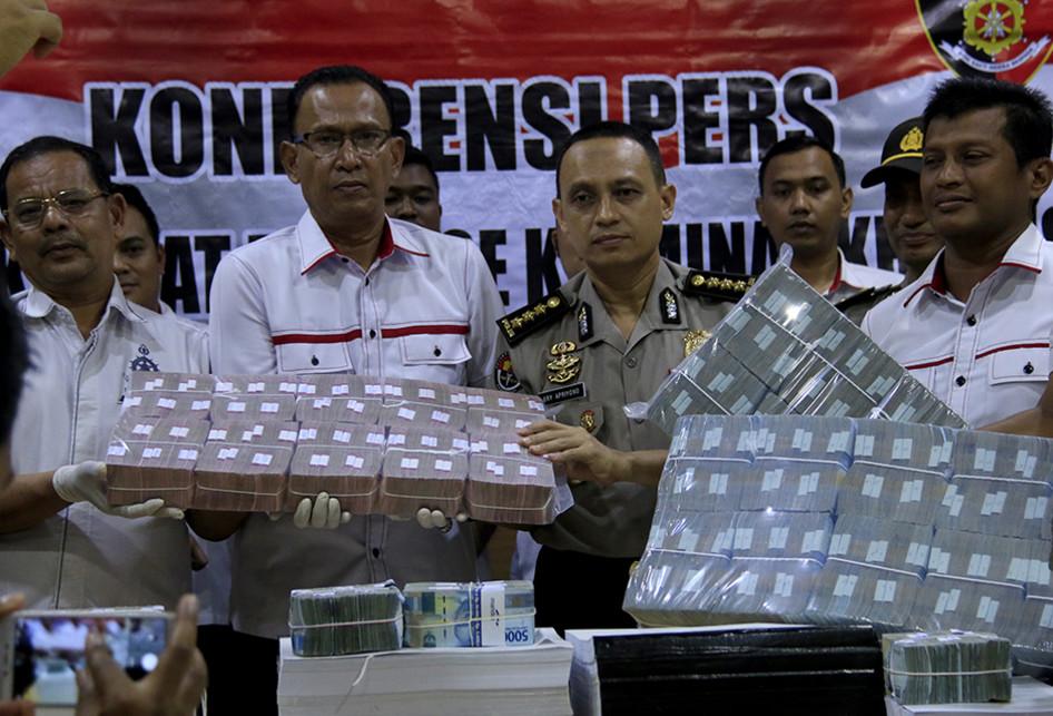 Polda Aceh Ungkap Kasus Korupsi Perangkap Hama Kopi